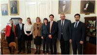 Delegation of Lomonosov University in Moscow visited Faculty of Law in Zagreb