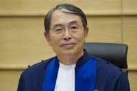 President of the International Criminal Court gives lecture