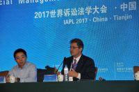 The 2017 Colloquium of the International Association of Procedural Law (IAPL)