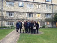 Zagreb Law students participate in Price Media Law Moot Court in Oxford, April 9 – 12 2013