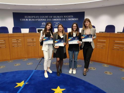 USPJEH NA ELSA HUMAN RIGHTS MOOT COURT COMPETITION