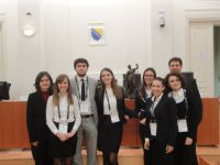Students win the 4th Regional moot...